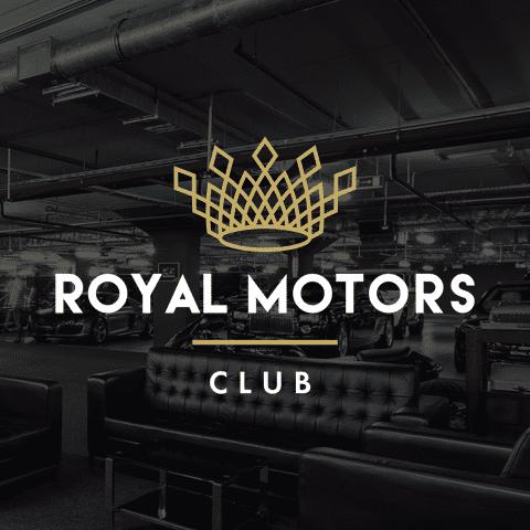 Фирменный стиль «Royal Motors club»